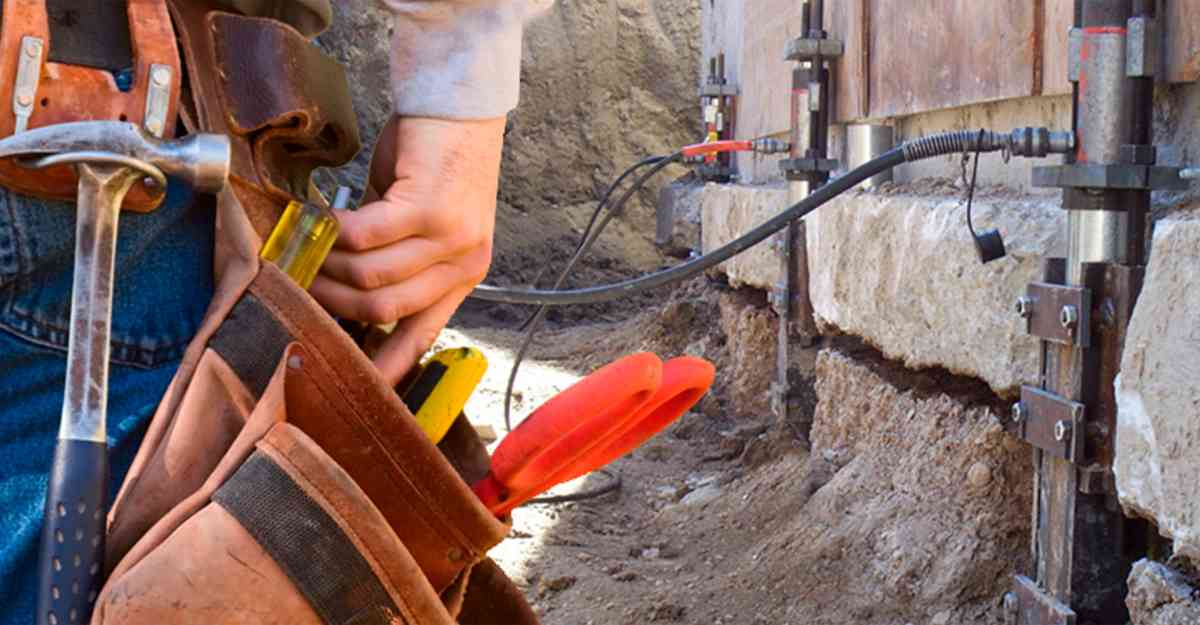 A Competent Foundation Contractor Should be Able to Provide New Foundations Or Repairs to Damaged Ones